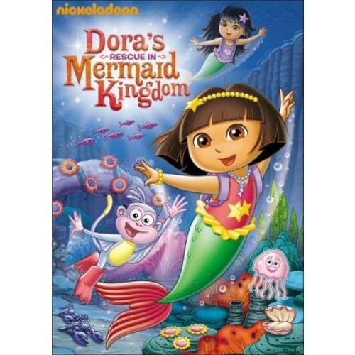 Dora the Explorer: Dora's Rescue in Mermaid Kingdom [DVD]