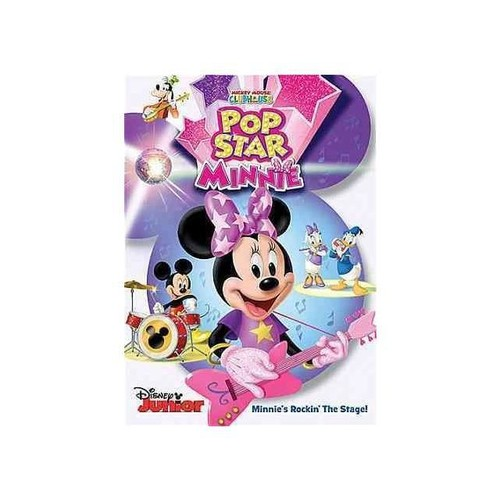 MICKEY MOUSE CLUBHOUSE:POP STAR MINNI