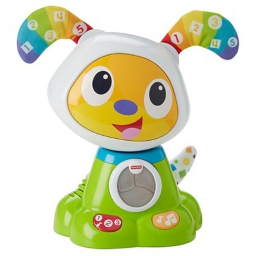 Fisher-Price Dance & Move BeatBowWow - Green