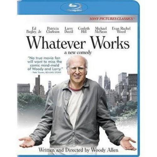 Whatever Works [Blu-ray] DHMA