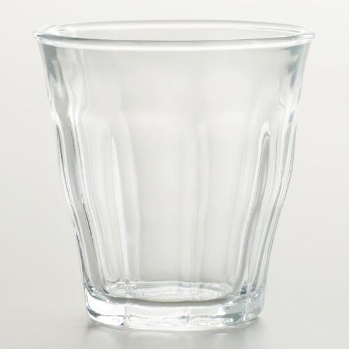 Tempered Duralex Picardie Juice Glasses Set of 4