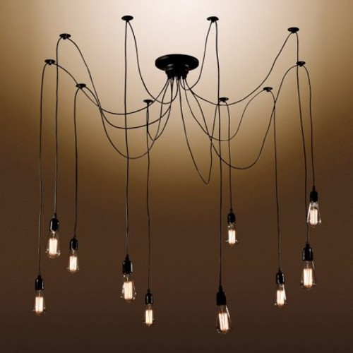 Warehouse of Tiffany LD-4901 Chandelier