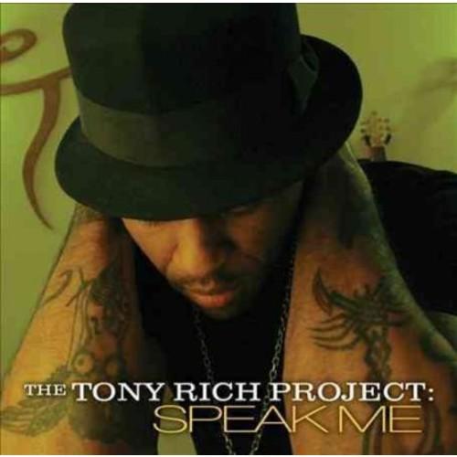 Speak Me By Tony Rich (Audio CD)