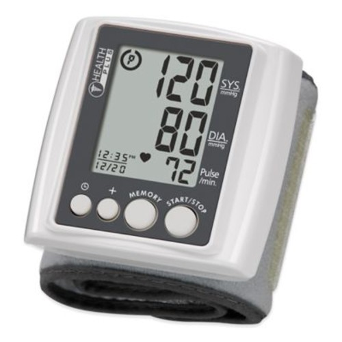 HoMedics Automatic Wrist Blood Pressure Monitor with SmartMeasure Technology