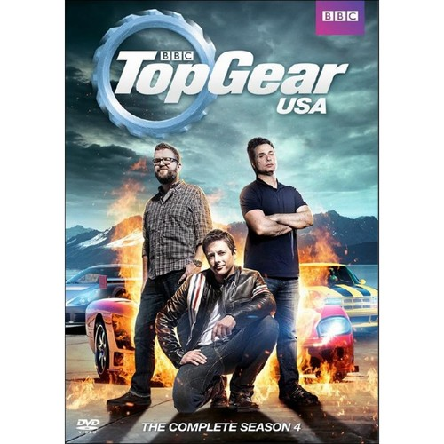Top Gear USA: The Complete Fourth Season [5 Discs] [DVD]