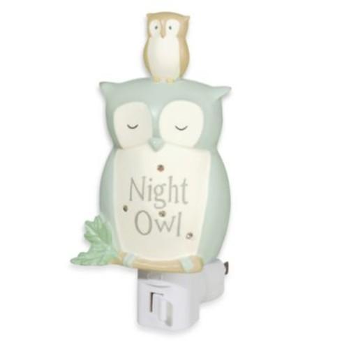Grasslands Road Owl Nightlight