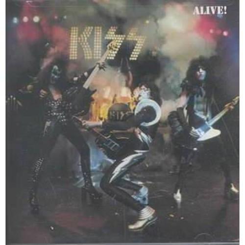Kiss - Alive (CD)