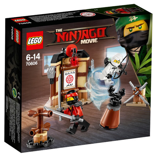 The LEGO Ninjago Movie: Spinjitzu Training (70606)