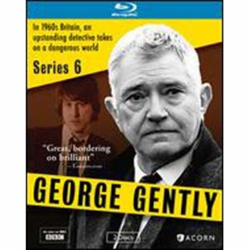 George Gently: Series 6 [2 Discs] [Blu-ray]