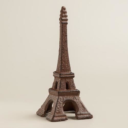 Cast Iron Eiffel Tower Doorstop