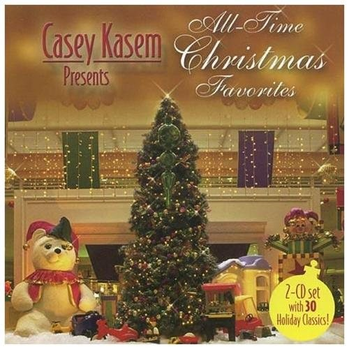 Casey Kasem: All-Time Christmas Favorites CD (2004)