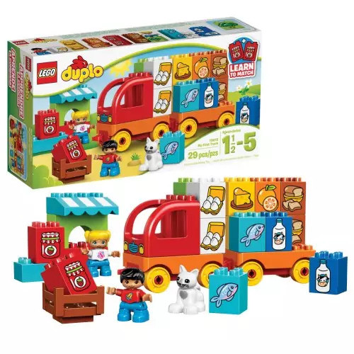 LEGO(R) DUPLO(R) My First Truck (10818)