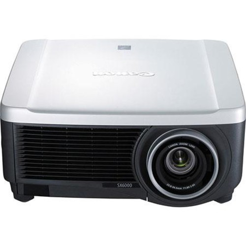 SX6000D REALiS Pro AV LCoS Projector with Standard Zoom Lens