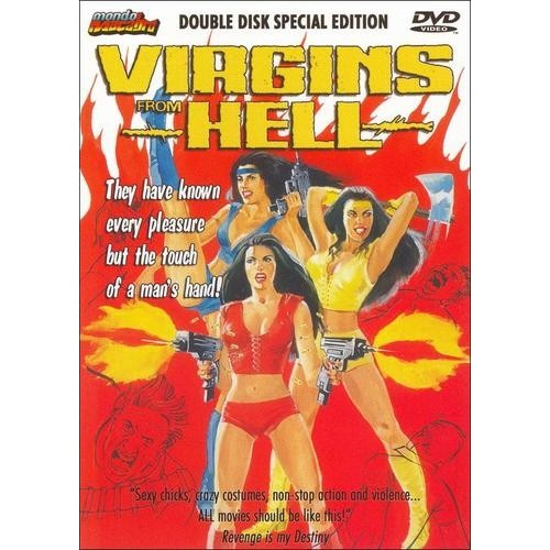 Virgins From Hell [Special Edition] [DVD] [1987]