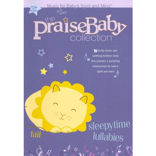 Praise Baby Collection: Sleepytime Lullabies [DVD]