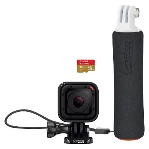 GoPro HERO Session Waterproof HD Action Camera Bundle