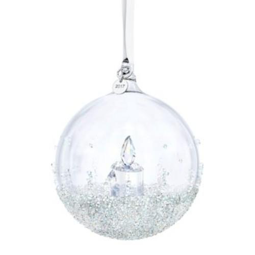 Swarovski 2017 Annual Edition Ball Christmas Ornament