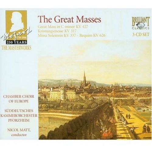 Great Masses (Box) - CD