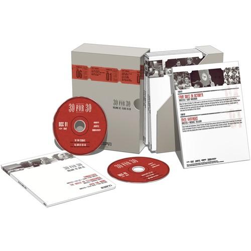 ESPN Films 30 For 30: Volume 2 DVD Set