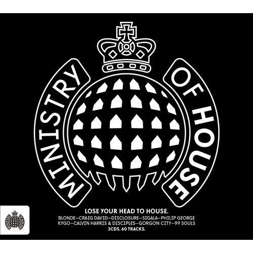 Ministry of House [2016] [CD]