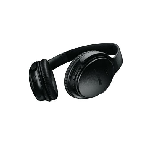 Bose QuietComfort 35 (Series II) Wireless Headphones, Noise Cancelling - Black