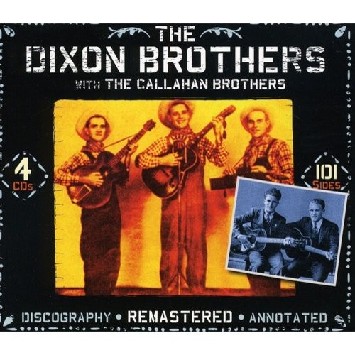 The Dixon Brothers [CD]