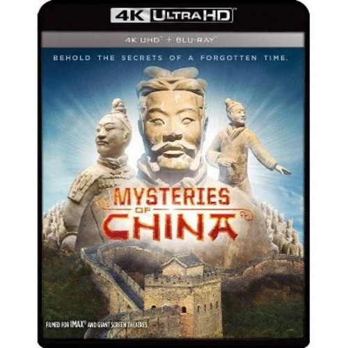 Mysteries Of China (4K/UHD)