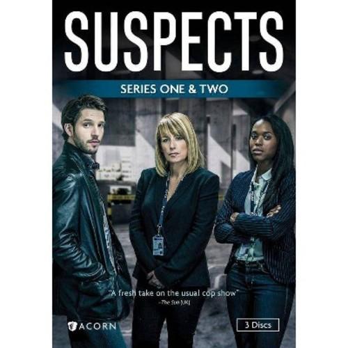 Suspects: Series 1 & 2 (DVD)