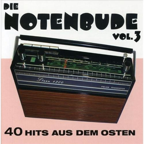 Notenbude, Vol. 3 [CD]