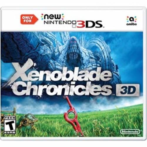 Xenoblade Chronicles 3D - New Nintendo 3DS