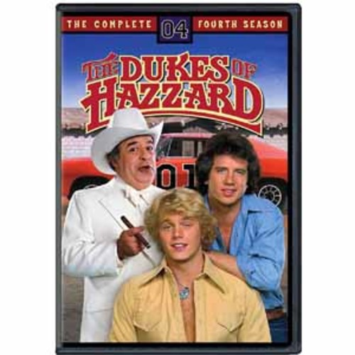 Dukes of Hazzard: The Complete Fourth Season [DVD]