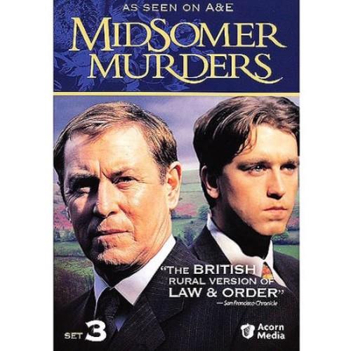 Midsomer Murders: Set 24 (DVD)