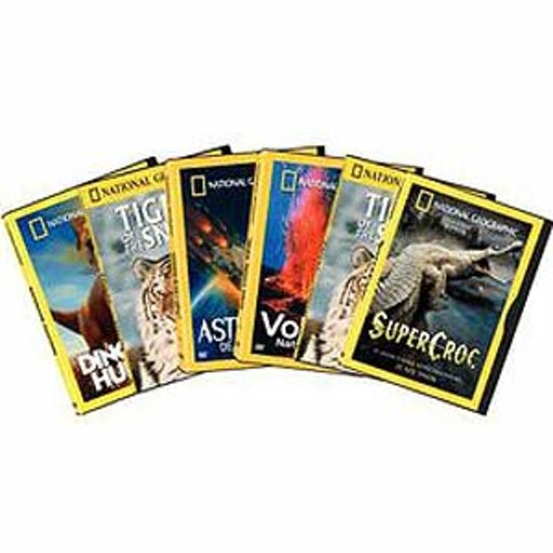 National Geographic: The Nature Collection [6 Discs]