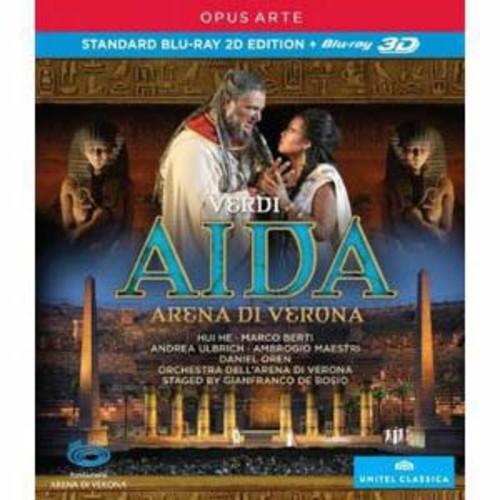 Aida [Blu-ray] WSE 2/DHMA
