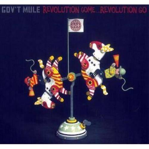 Gov't Mule - Revolution Come... Revolution Go... [Deluxe Edition] [Audio CD]