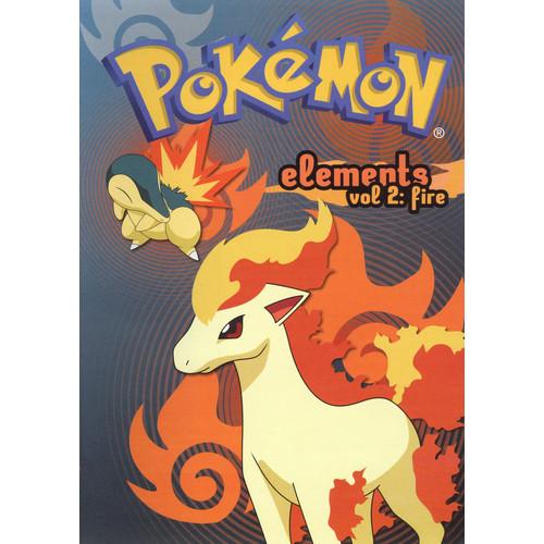 Pokemon Elements, Vol. 2: Fire [DVD]