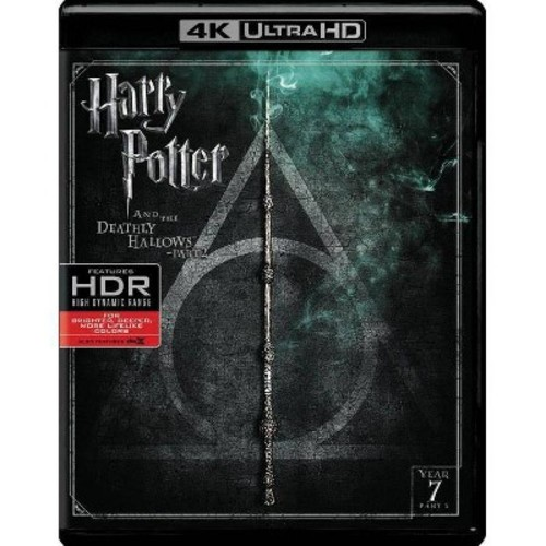 Harry Potter and the Deathly Hallows Pt.2 (4K/UHD + Blu-ray)
