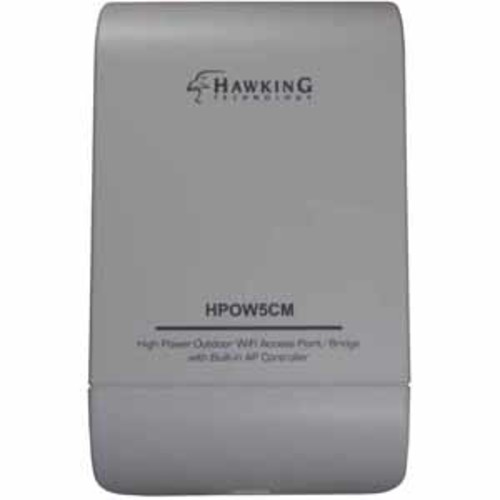 Hawking High Power Outdoor Wireless Access Point with Built-in AP Controller