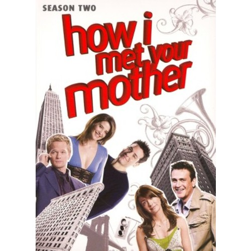 How I Met Your Mother: Season 2 (3 Discs) (dvd_video)