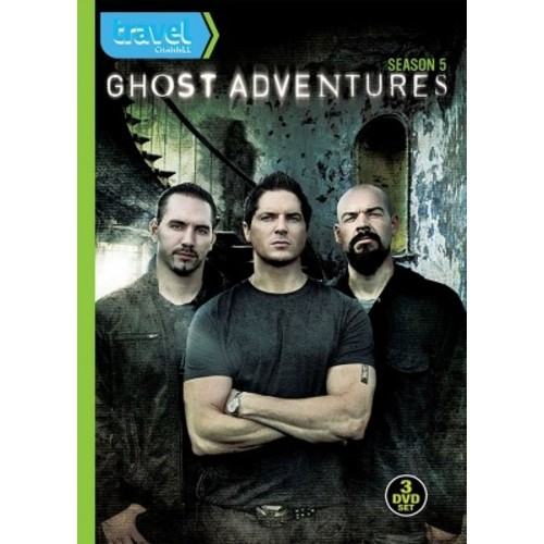 Ghost Adventures: Season 5 [3 Discs]