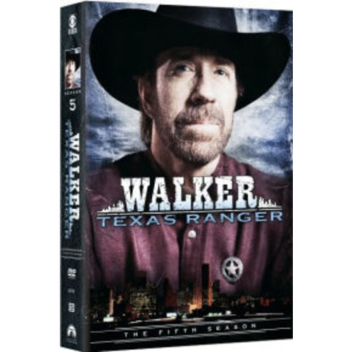 Walker, Texas Ranger - Season 5