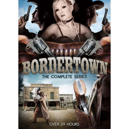 Bordertown: The Complete Series [6 Discs] [DVD]