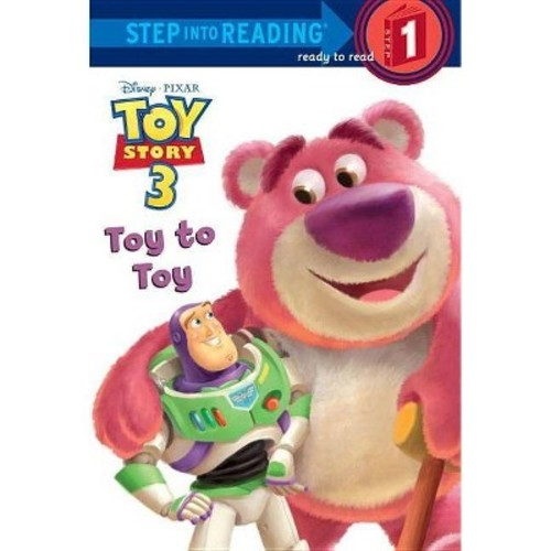 Toy to Toy ( Toy Story 3: Step Into Reading. Step 1) (Paperback)