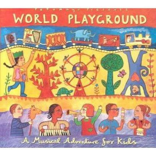 Various Artists - World Playground: A Musical Adventure for Kids (CD)