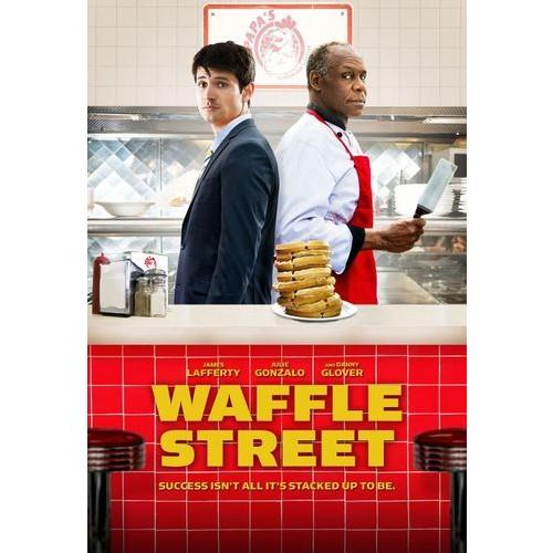 Waffle Street [DVD] [2015]
