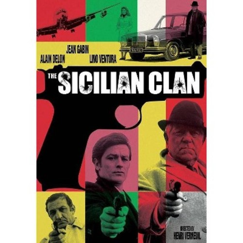 Sicilian Clan Aka Le Clan Des Sicilie (DVD)