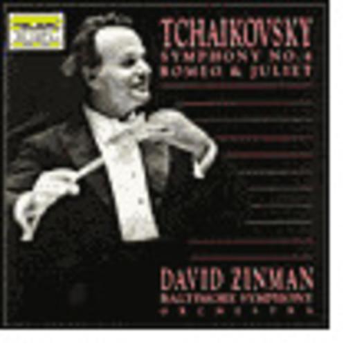 Tchaikovsky: Symphony No. 4, Romeo and Juliet