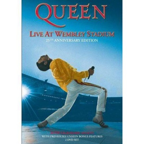 Queen: Live at Wembley [2 Discs]