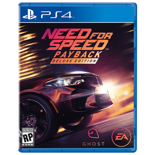 Need for Speed Payback Deluxe Edition Pre-Order PlayStation 4 (PS4)