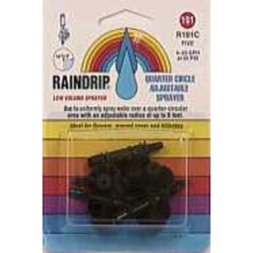 Raindrip R191C Quarter Circle Adjustable Spray [1]
